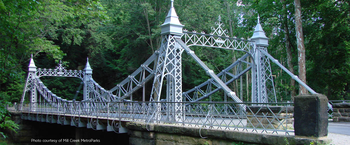 Mill Creek Park and Yurchyk & Davis are both located in the greater Youngstown, OH area